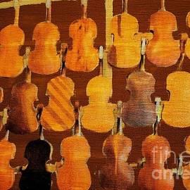 Janette Boyd - Handcarved Fiddles