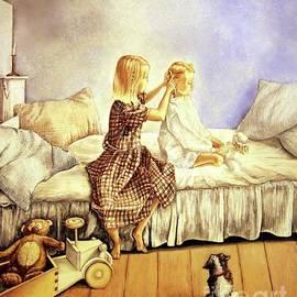 Linda Simon - Hands of Devotion - Childhood