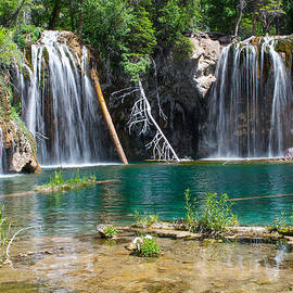 Aaron Spong - Hanging Lake - Colorado