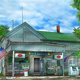 Arnie Goldstein - Hannas Gas Station