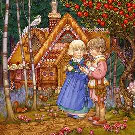 Carol Lawson - Hansel And Gretel