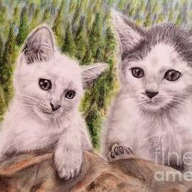 Keiko Olds - Hansel and Gretel of Cats