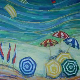 Zofia  Kijak - Happiness on the Bay 2