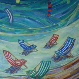 Zofia  Kijak - Happiness on the Bay 3