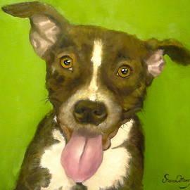 Sharon Attaway - Happy Dog