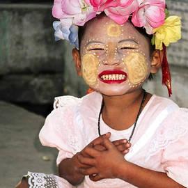 Jennie Breeze - Happy Face Girl.Cambodia
