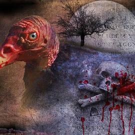 R christopher Vest - Happy Halloween Vulture