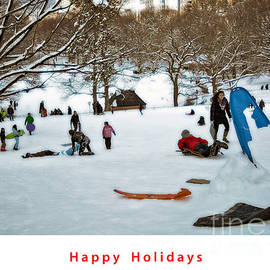 Madeline Ellis - Happy Holidays