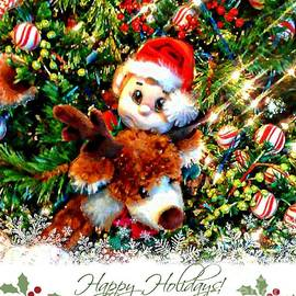 Michelle Frizzell-Thompson - Happy Holidays