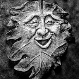 Christopher Holmes - Happy Leaf - BW