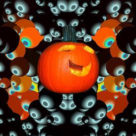 Constance Lowery - Happy Pumpkin