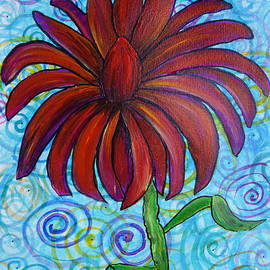 Jacqueline Athmann - Happy Spring Flower