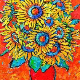 Ana Maria Edulescu - Happy Sunflowers