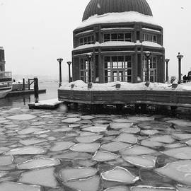 Allan Morrison - Harbor Ice