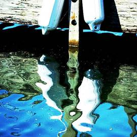 Karen  Majkrzak - Harbor Reflections