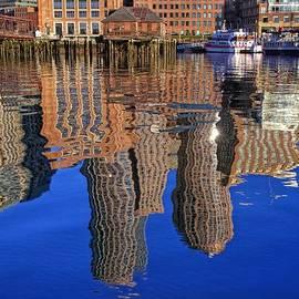 Joann Vitali - Harborside Reflections