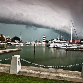 Douglas Berry - Harbour Town Storm - Hilton Head SC