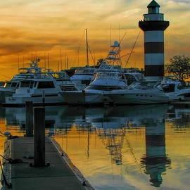 Dale Kauzlaric - Harbour Town Reflection