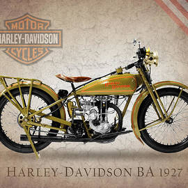 Mark Rogan - Harley-Davidson 1927