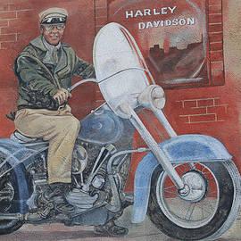 Donna Kennedy - Harley Davidson