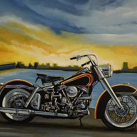 Paul Meijering - Harley Davidson Duo Glide