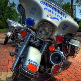 Mel Steinhauer - Harleys In Cincinnati 1
