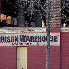 Steve Breslow - Harrison Warehouse