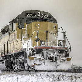 Nick Mares - Harsh winter on the rails