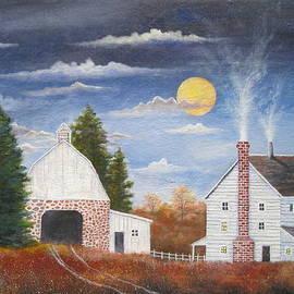 Brian Mickey - Harvest Moon