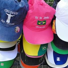 Barbie Corbett-Newmin - Hats in Rio