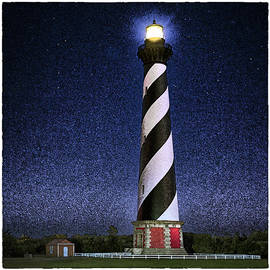 Robert Fawcett - Hatteras Under Stars
