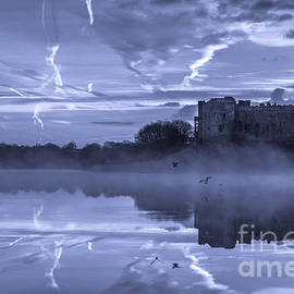 Corinne Johnston - Haunted Castle of Carew Pembrokeshire Wales