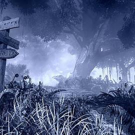 Marina Likholat - Haunted Forest