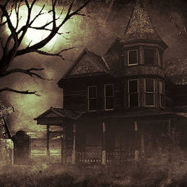Wishes and Whims Originals By Michelle Jensen - Haunted House