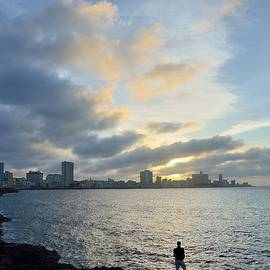 Steven Richman - Havana Sunset