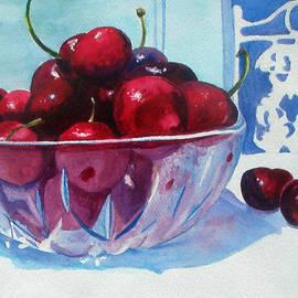 Susan Duda - Have a Bing Cherry Go Ahead Try em