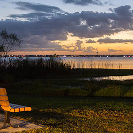 Kathy Liebrum Bailey - Have A Seat And Enjoy The Sunset