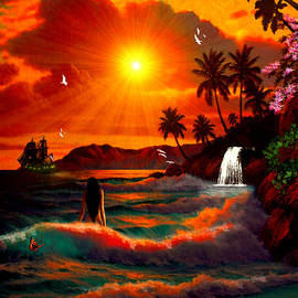 Michael Rucker - Hawaiian Islands