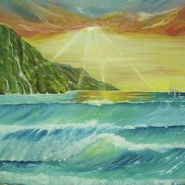Gigi  Cook - Hawaiian Sunset