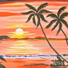 Phyllis Kaltenbach - Hawaiian Sunset