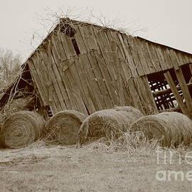 Dwight Cook - Hay barn no 2
