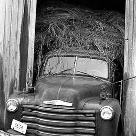 Georgia Sheron - Hay Truck