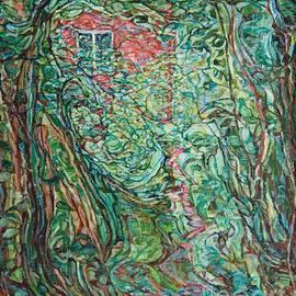 Anna Yurasovsky - Hazelnut Trees