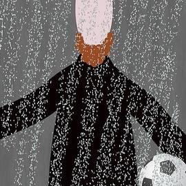 Tina M Wenger - He Has The Ball