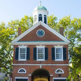 Bill Cannon - Headhouse Square - Philadelphia