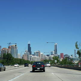 Thomas Woolworth - Heading North On Lake Shore Drive in Chicago