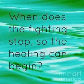 Kelly Awad - Healing Can Begin