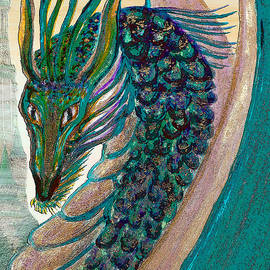 Michele  Avanti - Healing Dragon