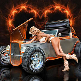 Rat Rod Studios - Heart-On For You .....