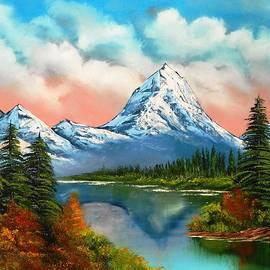 Alfred Stringer - Heart Sky Autumn Morning